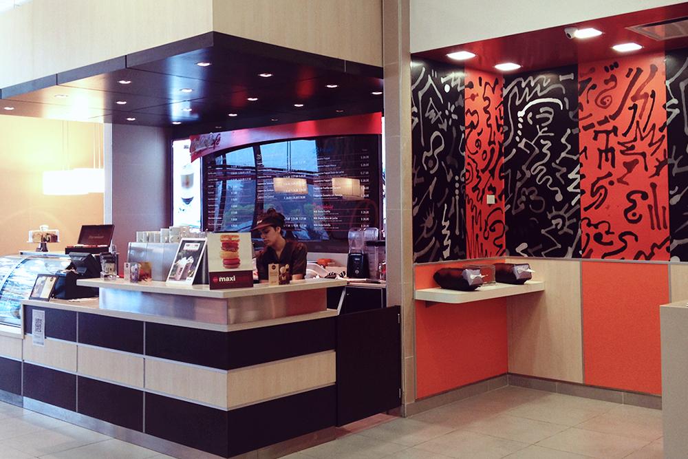 Mcdonald S San Miguel Terrazas De Mayo Mall Palombo
